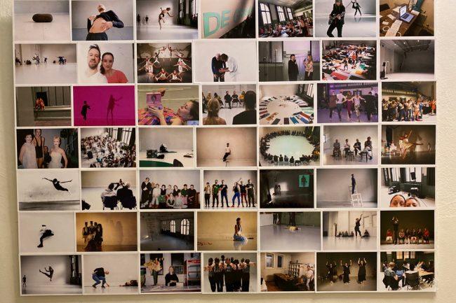 Collage med bilder