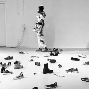 Foto av Dansens dager-ambassadør 2021 Amie Mbye