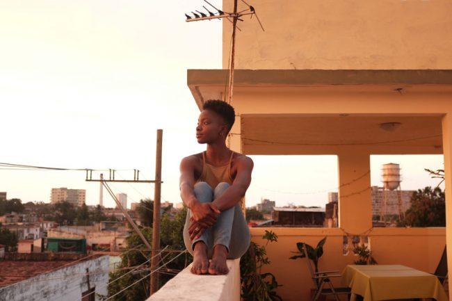 Foto av Dansens dager-ambassadør Amie Mbye