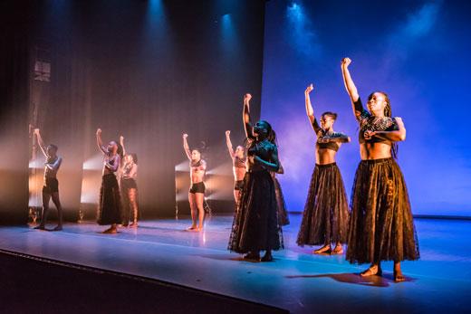 Danseinformasjonen Dansens Dager appell 2018