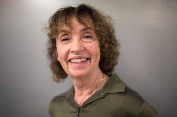Portrett av en eldre kvinne