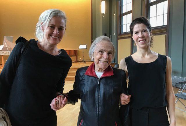 Fernanda Sparre Smith, Kari Anne Bjerkestrad og Elisabeth Svarstad