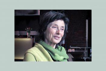Dansekunstner Lise Ferner